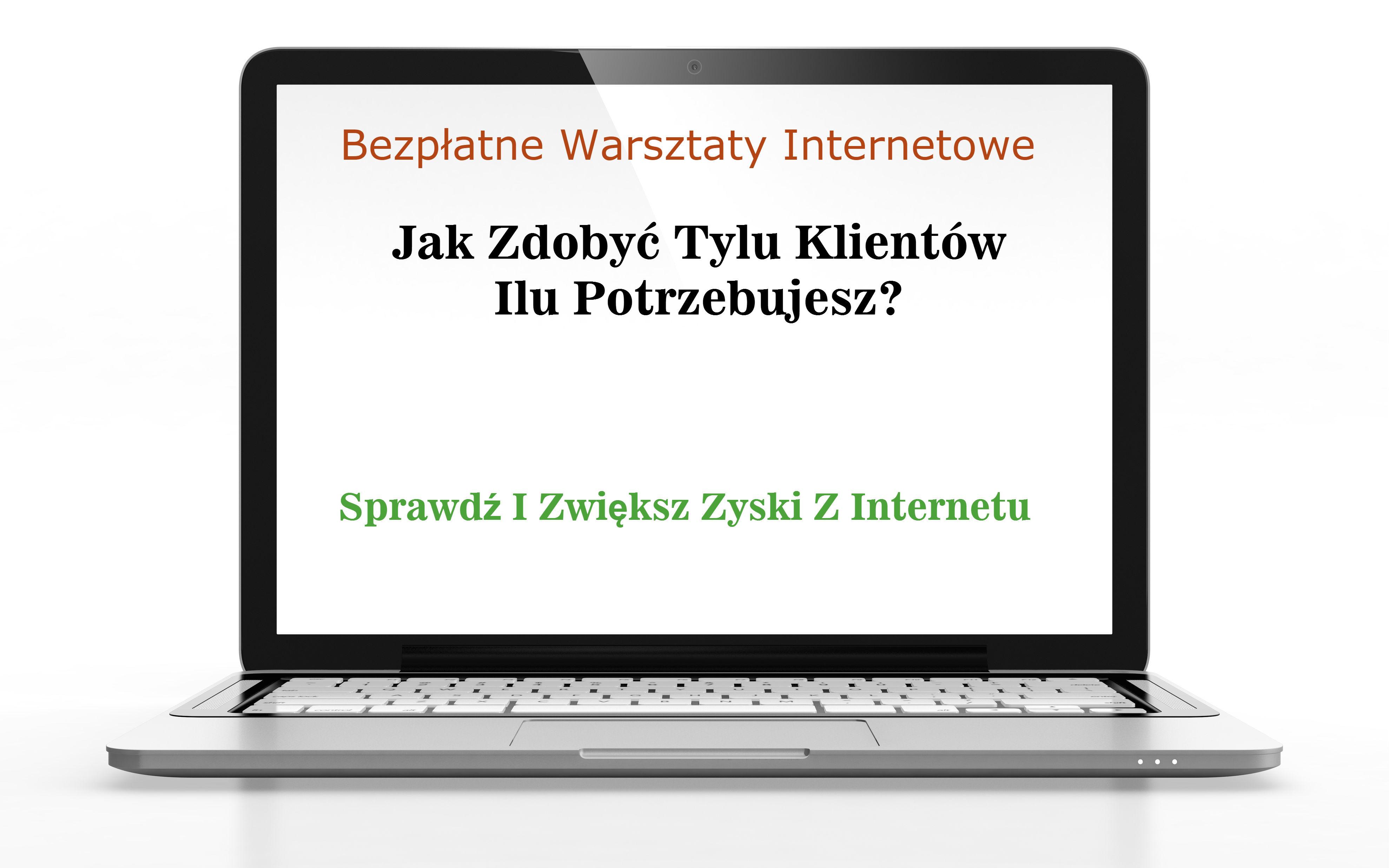 Darmowe Warsztaty Internetowe